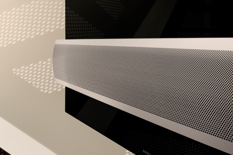 bang and olufsen loudspeakers front style