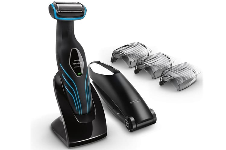 electric philips norelco bodygroom series