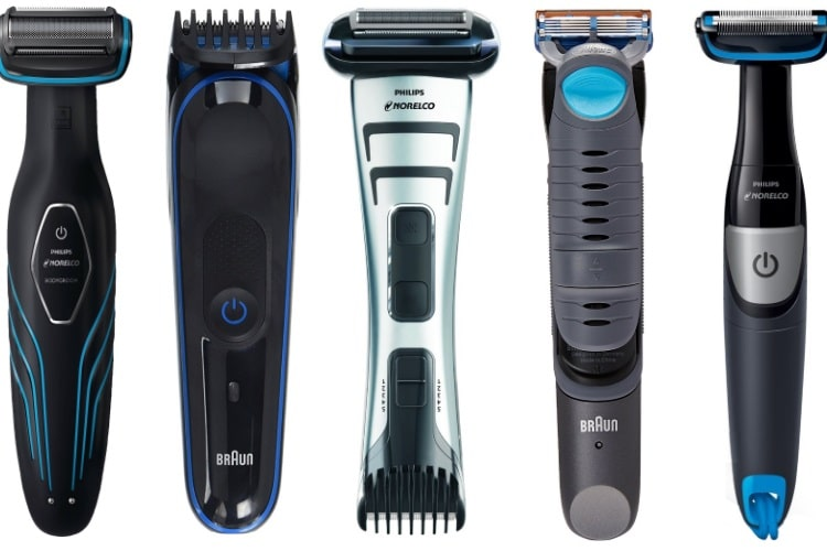 12 Best Body Groomers For Men Man Of Many