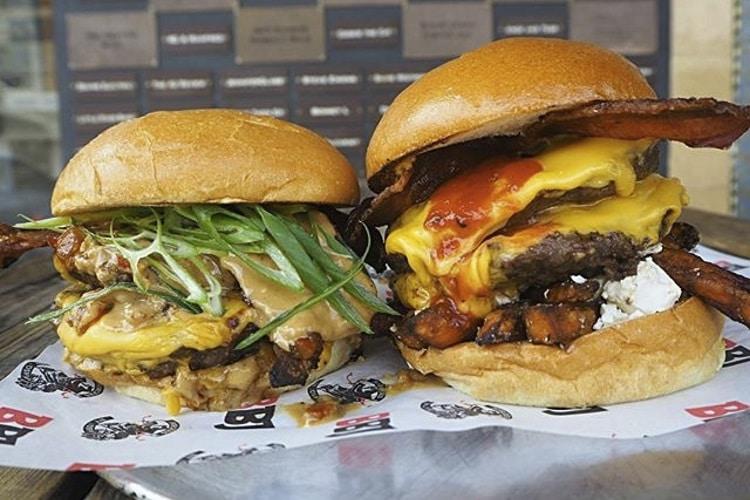 josh arthurs eponymous burger