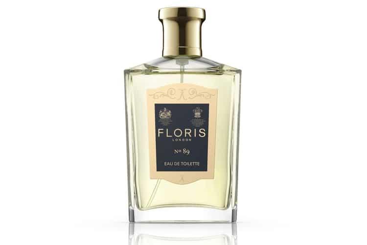 floris london no 89 best fragrance
