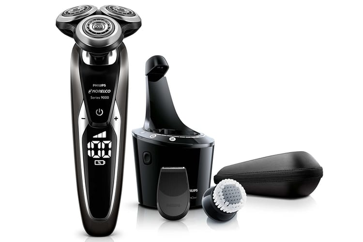 philips norelco electric shaver