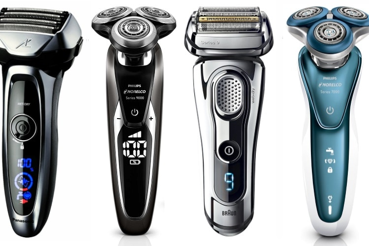 best men's electric shavers 2017