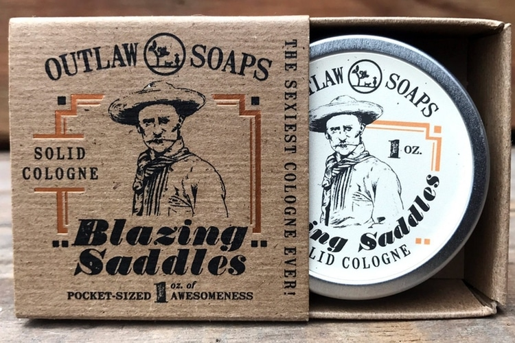blazing saddles cologne and fragrance