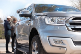 new ford everest car released