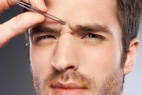get rid of a unibrow