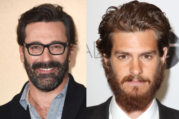 How to Pick a Beard to Suit Your Face Shape | Man of Many