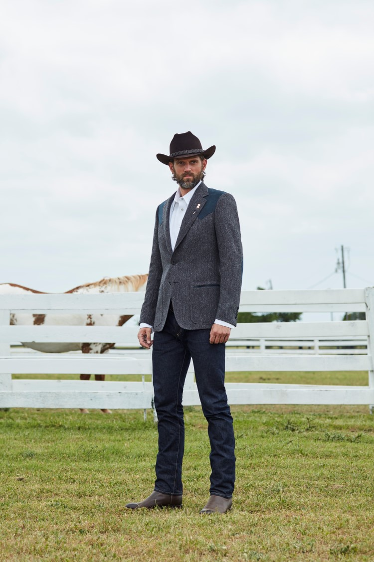 statesman western donegal jacket