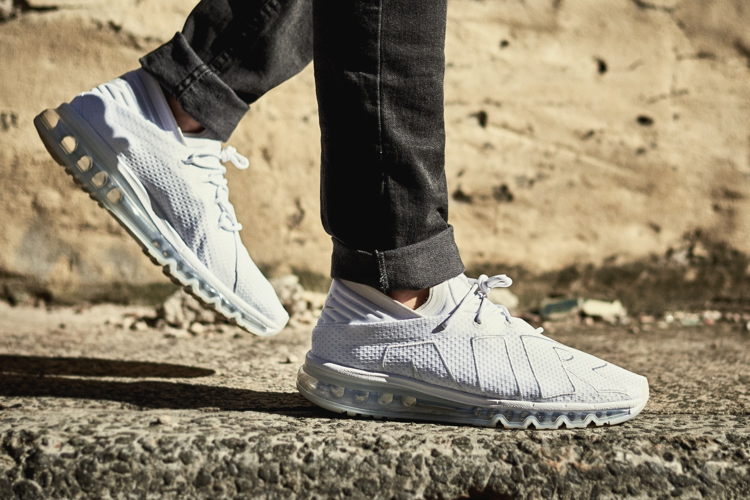 nike air max flair shoe lifestyle