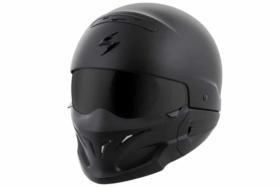 scorpionexo covert motorcycle helmet released