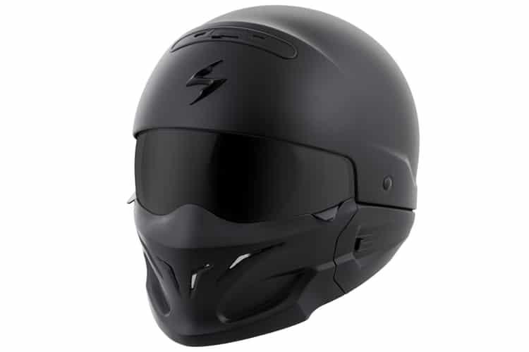 ScorpionExo covert Motorcycle Helmet