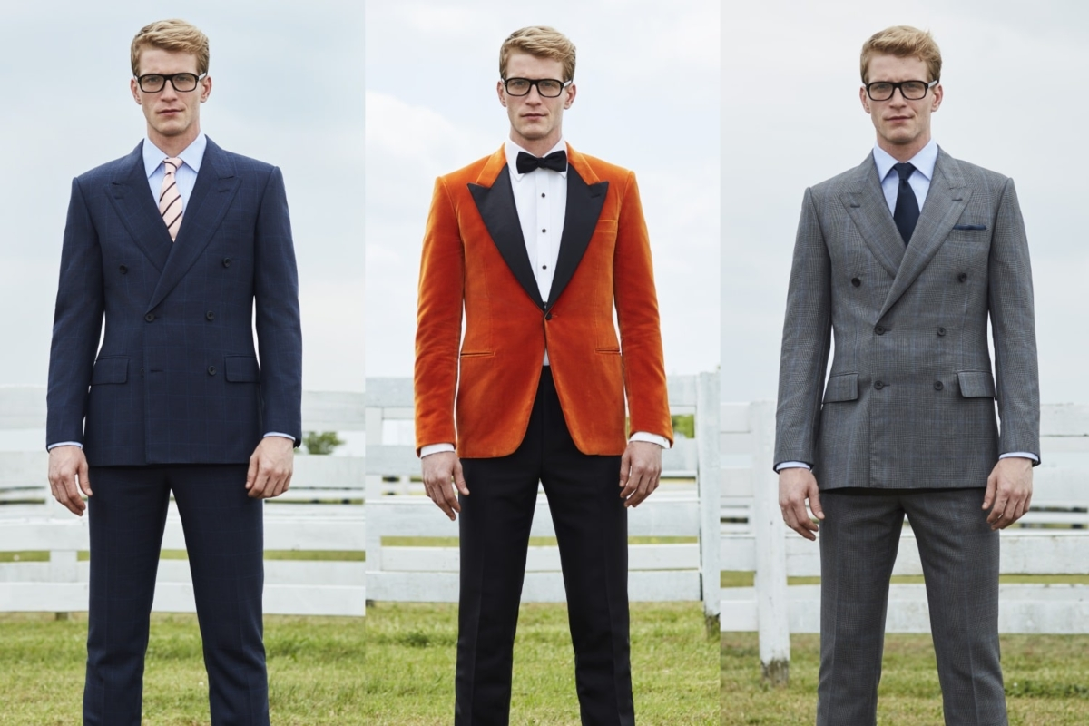 the suits of kingsman the golden circle