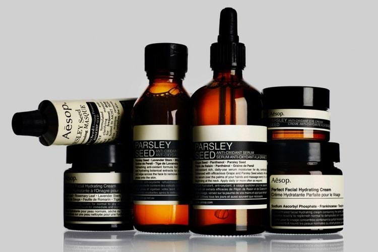 aesop skincare product