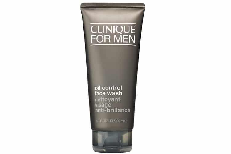 clinique men oil control face wash for men