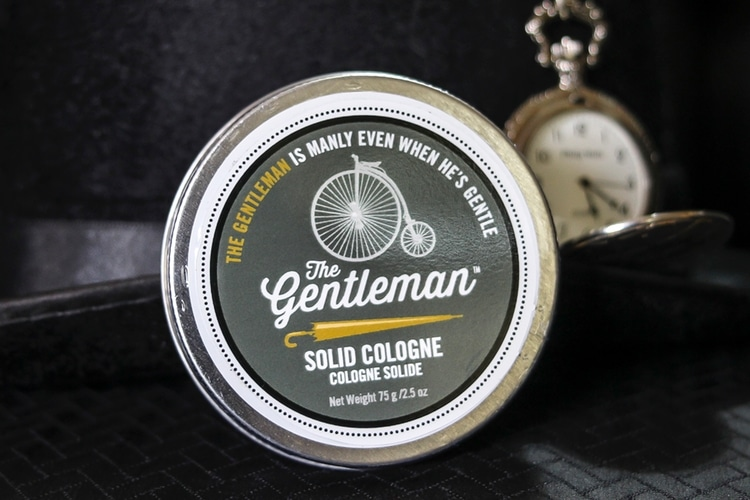 gentleman solid cologne and fragrance