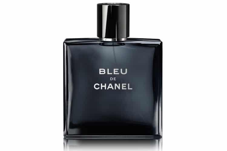 bleu de chanel best colognes and fragrance