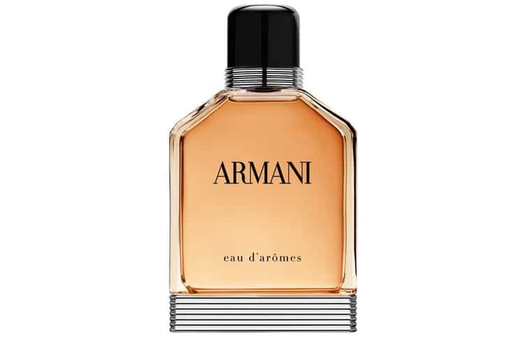 eau d aromes by armani best fragrance