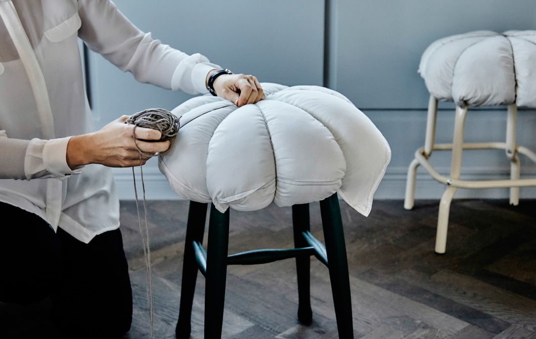 create seat cushions in 5 minutes