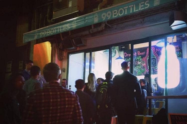 hong kong city drink 99 bottles