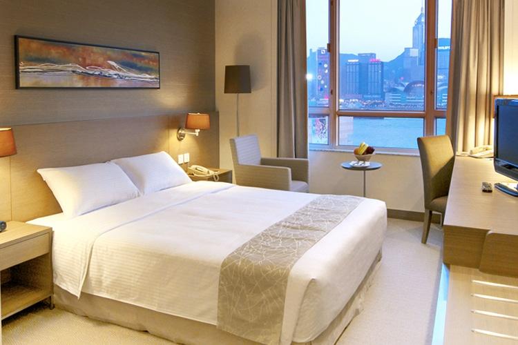 hong kong city salisbury ymca bedroom