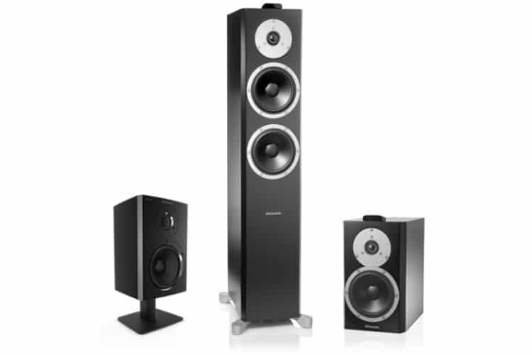 dynaudio xeo loudspeaker different size outlook