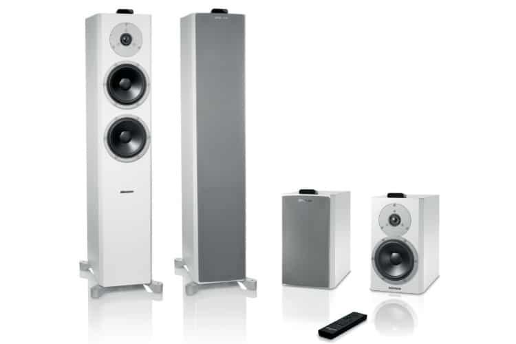 dynaudio xeo loudspeaker style