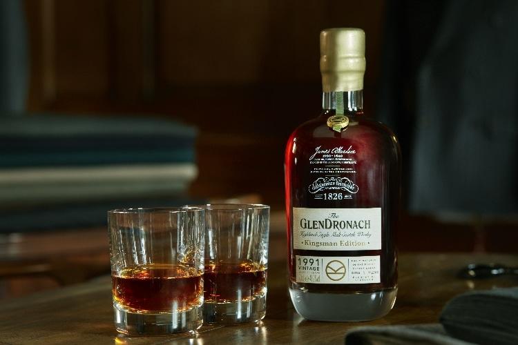 glendronach malt whisky