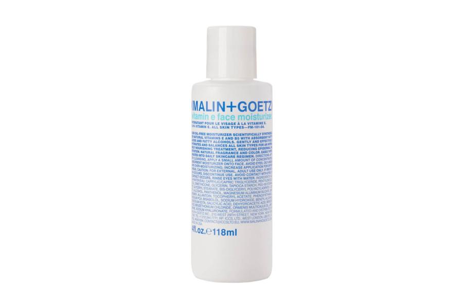 Malin + Goetz Vitamin E Face Moisturizer