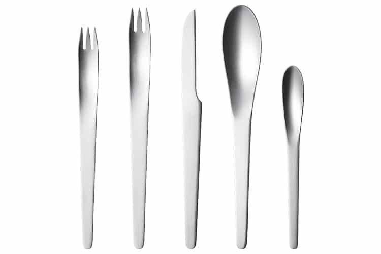 georg jensen arne jacobsen cutlery