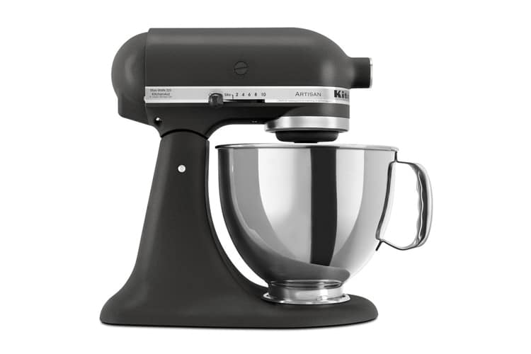 new life into a masculine kitchen aid mixer
