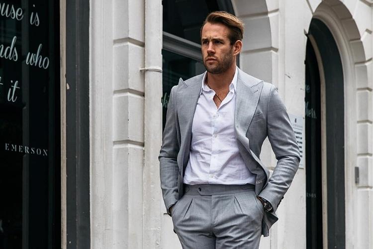 shaun birley walk wear suit