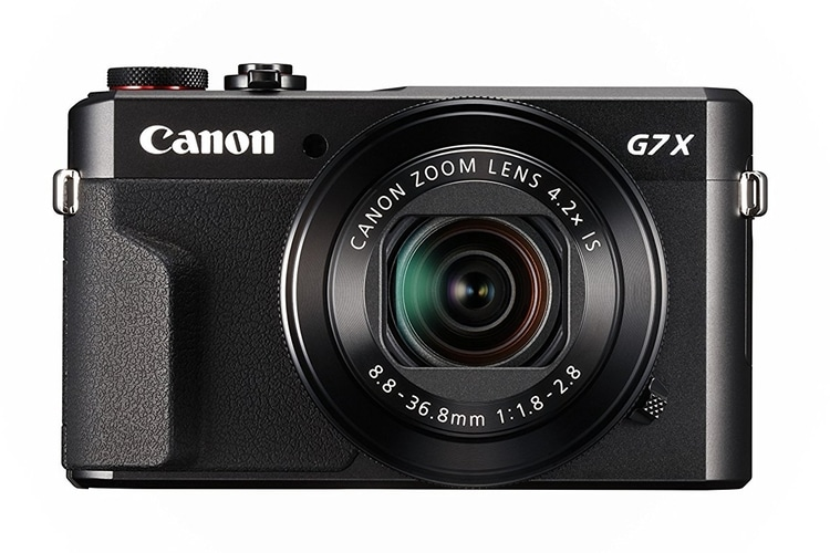 canon powershot g7 x mark ll vlogging camera