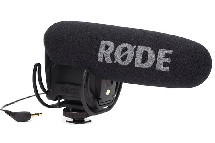 rode videomic pro camera microphone