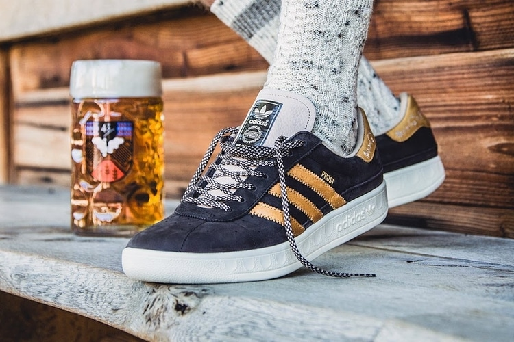 adidas munchen beer proof shoes