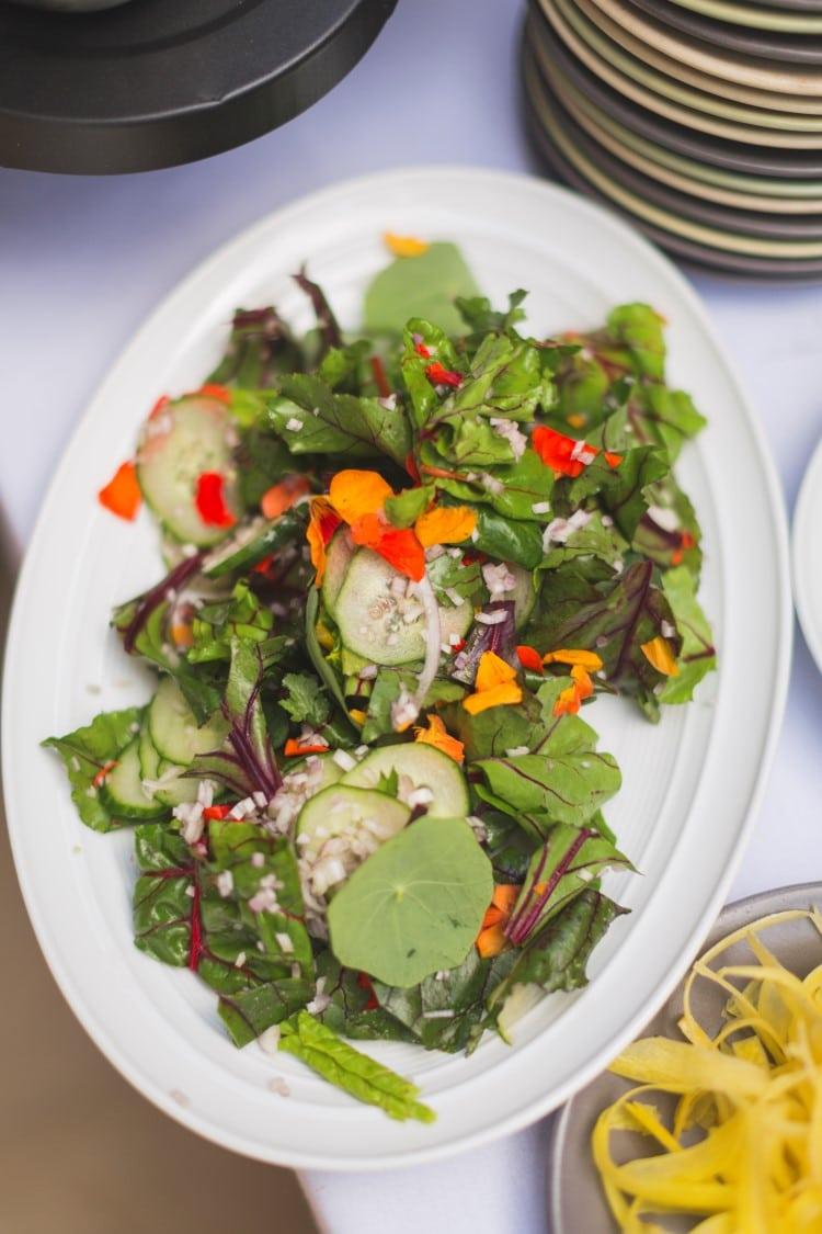 marriott salata on the palate