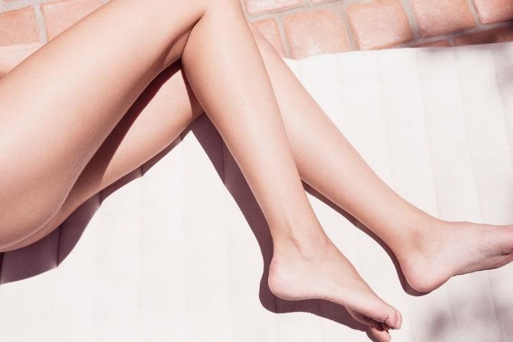 beate muska nice leg
