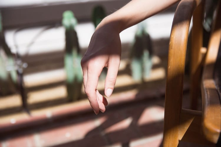 hand of beate muska