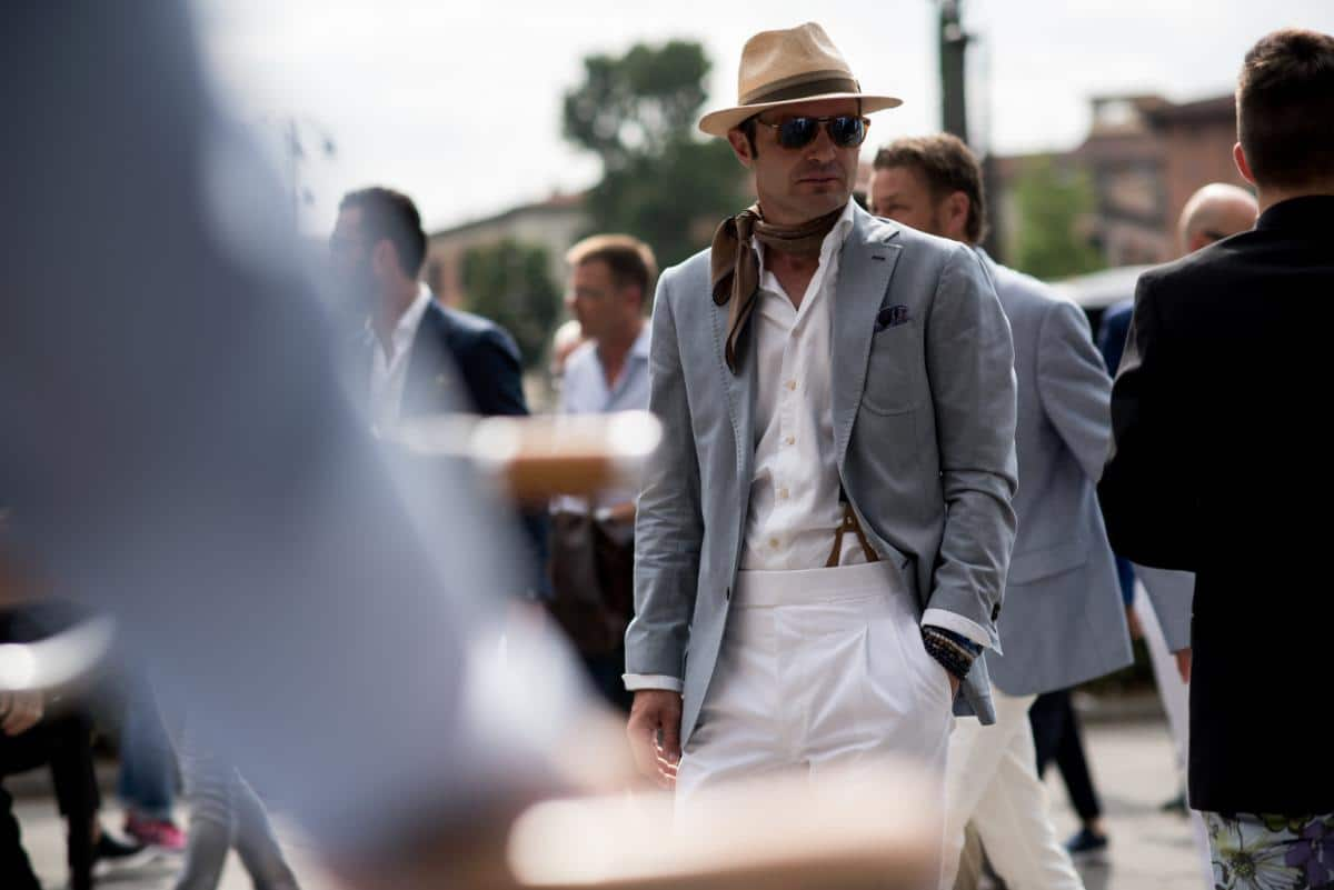 27f0baafe Guide to Wearing Men's Hats With Suits | Man of Many