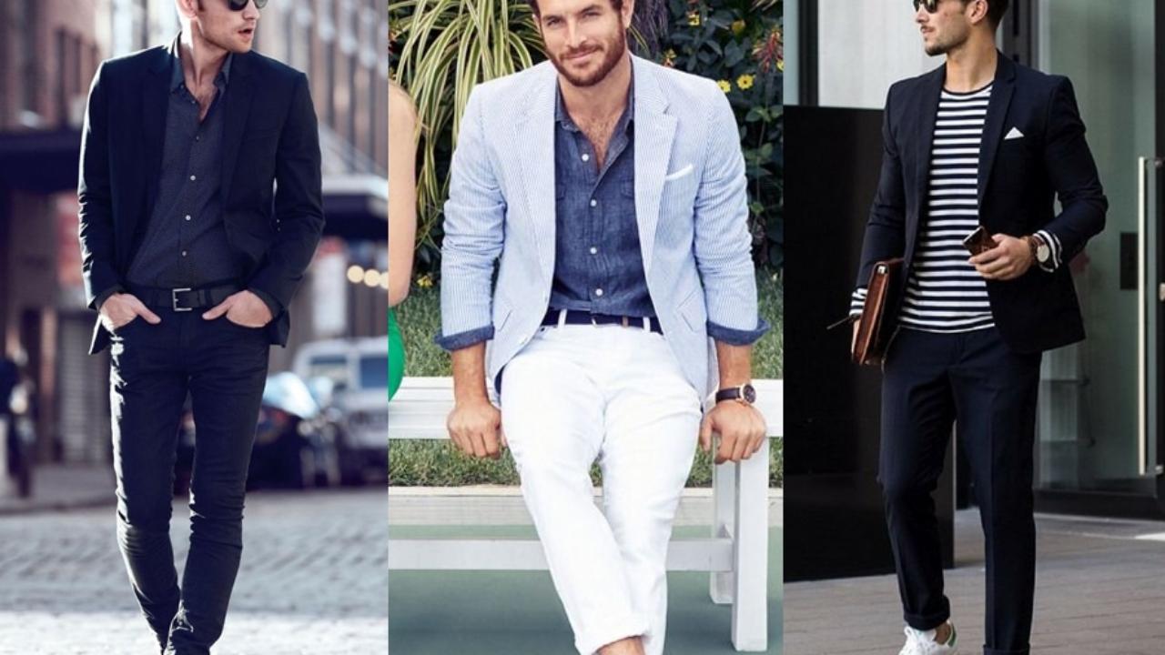 Smart Casual Men's Dress Code Guide
