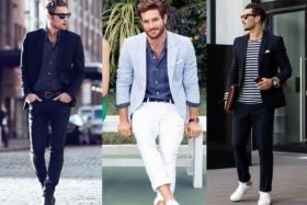 smart casual mens dress code guide