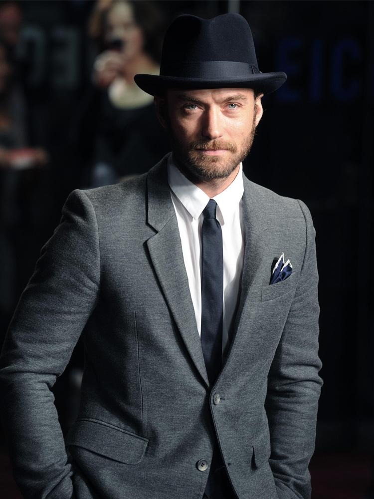 men wear panama black cap