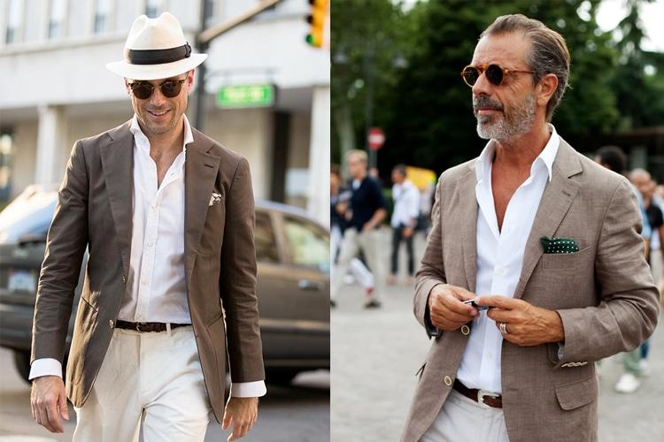 summer suit accessories