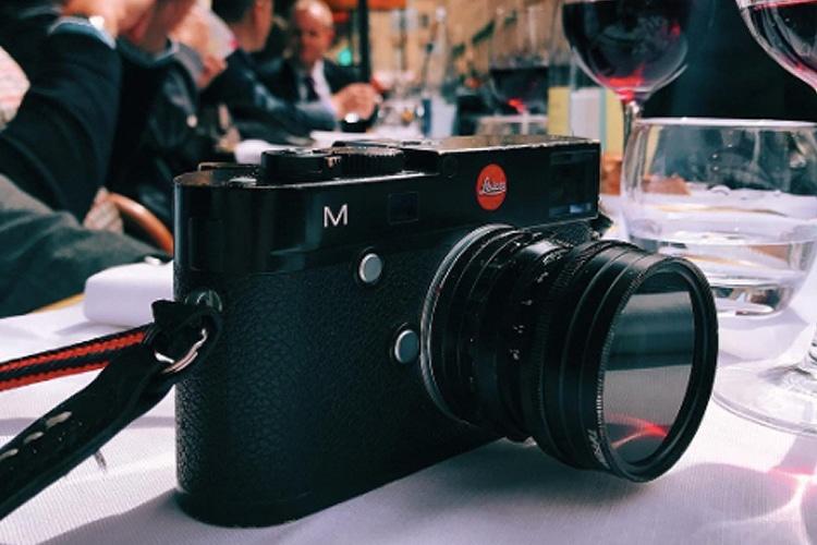 leica photographer camera