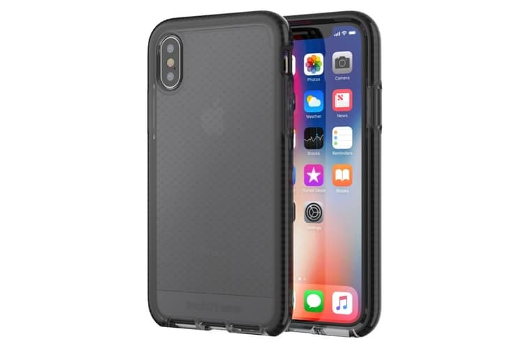 iphone x tech21 evo check back and front case