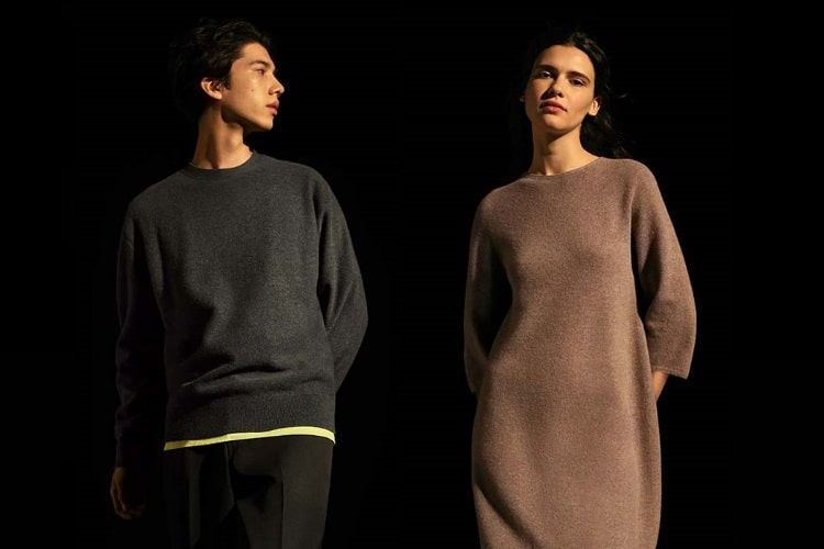 uniqlo collection feature items built 3d knit technology