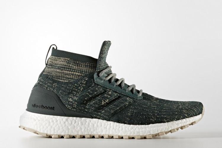 adidas ultraboost shoe design