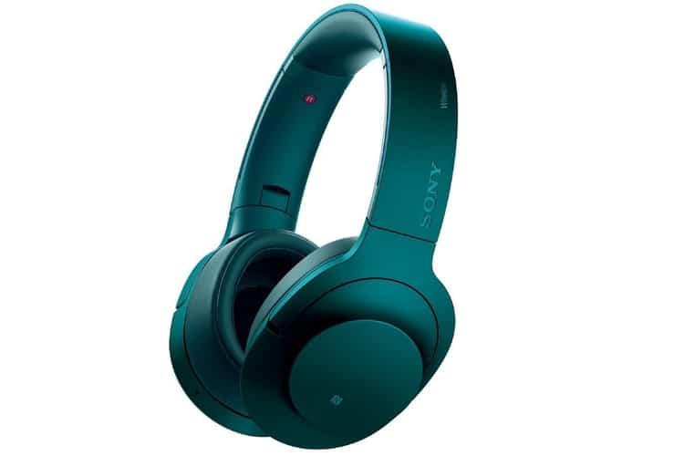 sony h ear on wireless headphones
