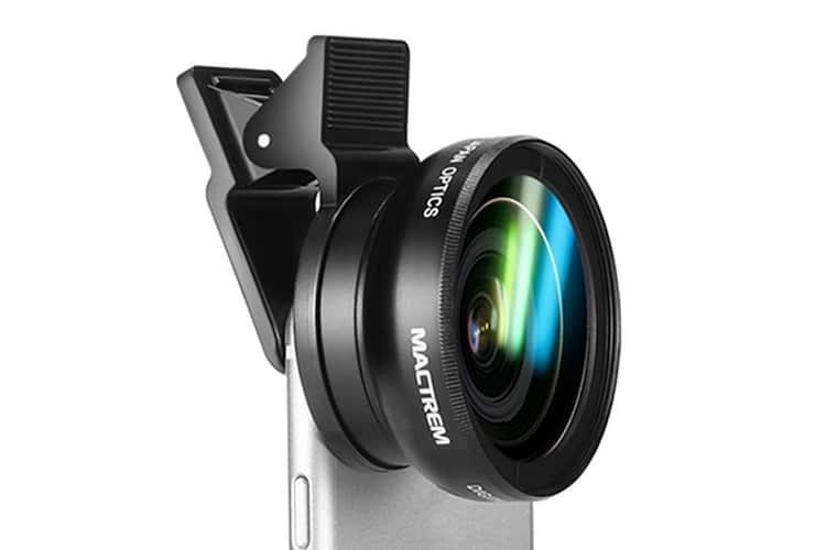 mactrem iphone camera lens kit