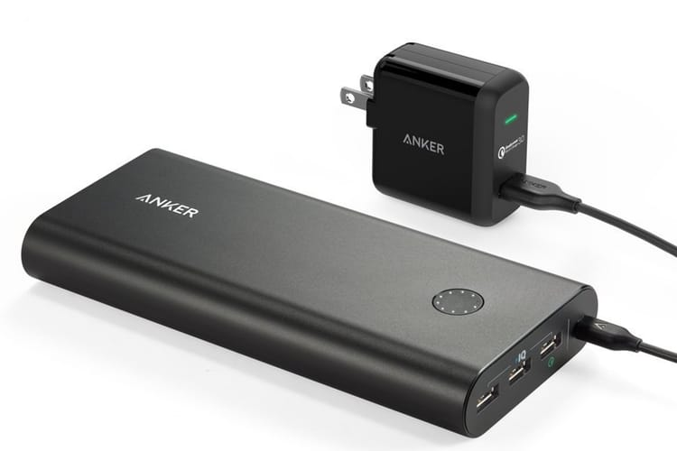anker powercore+ 26800 premium portable charger