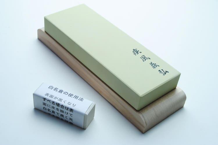 yoshihiro professional grade toishi japanese whetstone knife